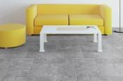 French Pattern Limestone Lunar Grey Living Room
