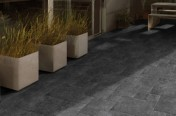 Limestone Harappa Black Outdoor Area
