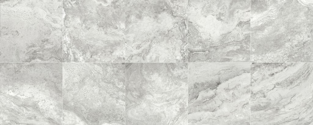 Travertine Grey Faces