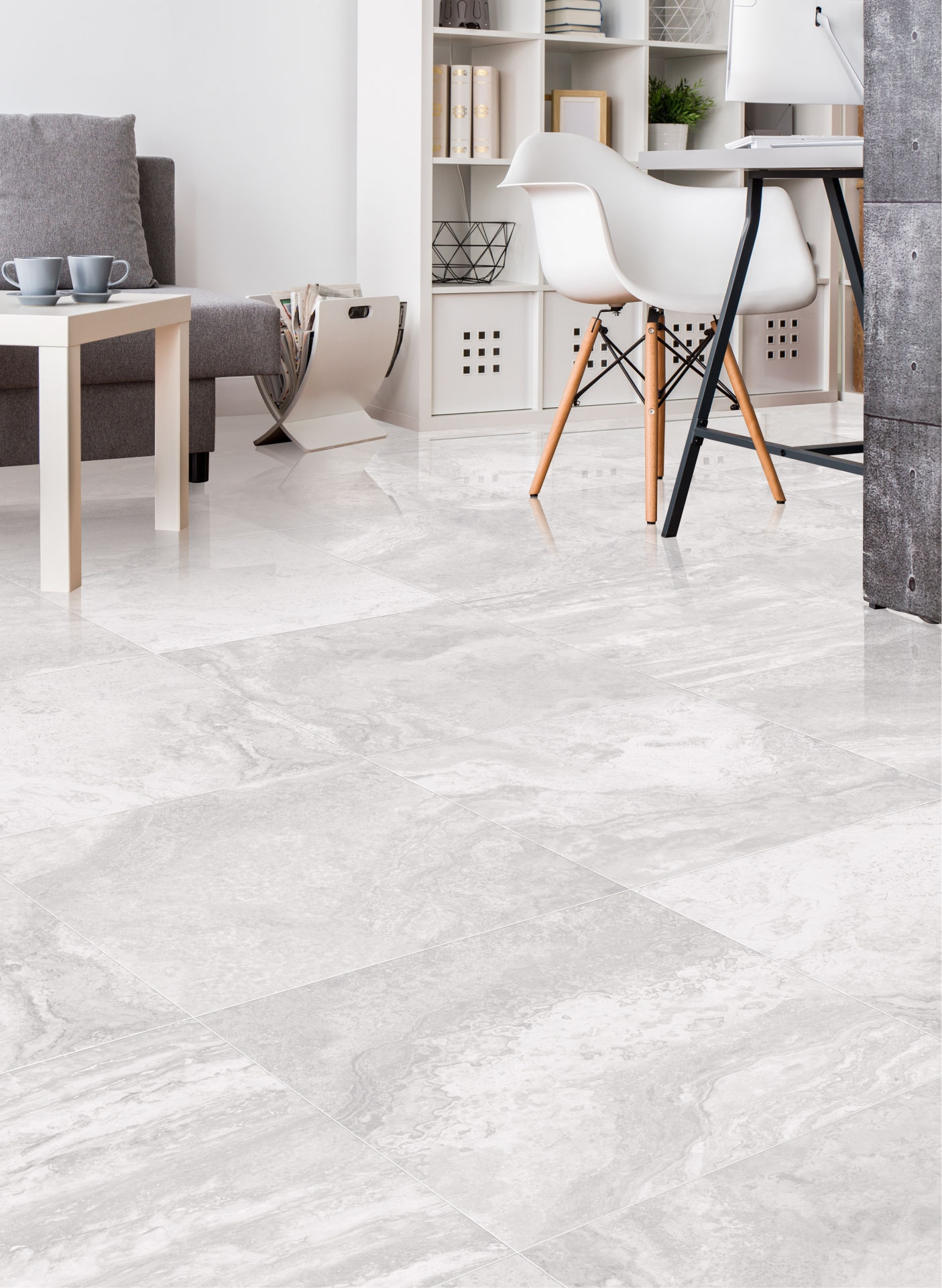 Travertine Grey 171 Concept Tiles