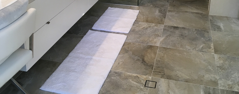 Livingstone Supreme Bathroom Floor